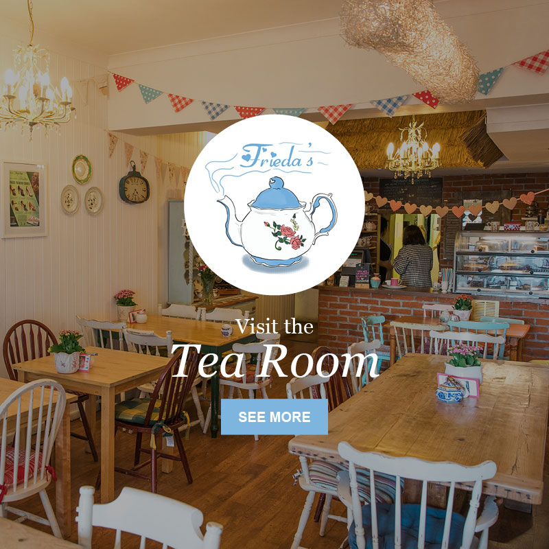 Frieda S Tea Room Winchester